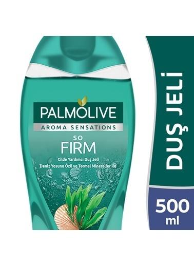Palmolive Palmolive Deniz Yosunu Özü ve Termal Mineraller Fırmıng Duş Jeli 500 ml Renksiz